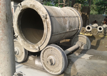 Ganpati Pipe Industries - Most trusted for RCC Hume Pipes, Box
